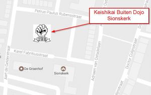 Kaart_KeishikaiBuitenDojo_Sionskerk